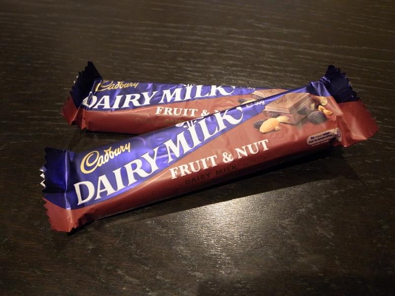 チョコレートの話
