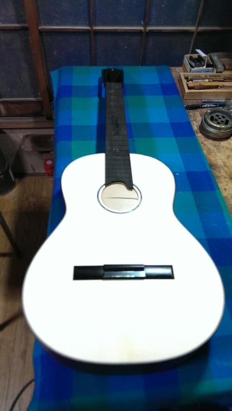 新しいギターの話