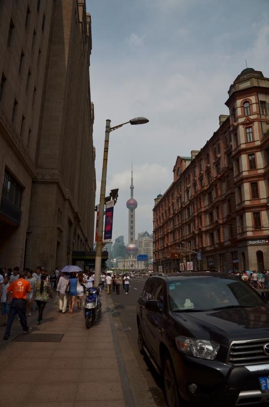 上海旅行の話 1