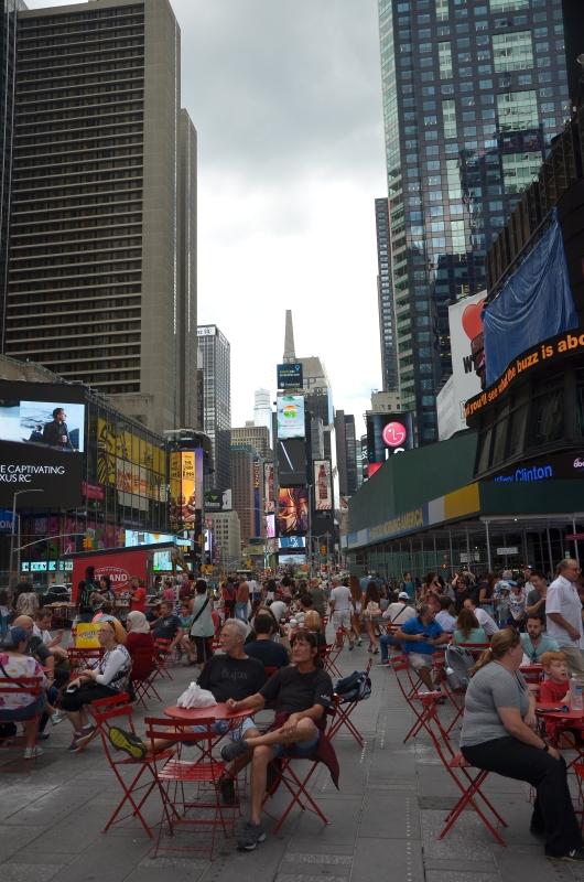 ニューヨーク旅行の話 1の話