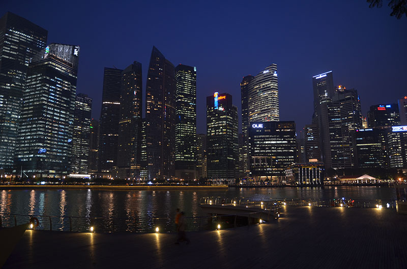 シンガポール旅行の話3